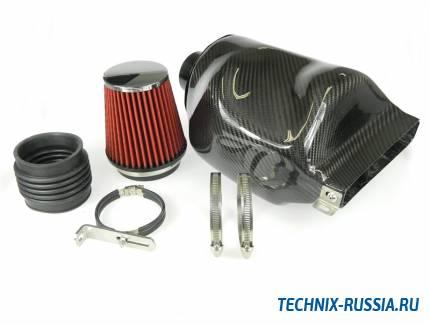 Карбоновый воздухозаборник VW Golf V 1K 2.0l TDI TA-TECHNIX 114VW011