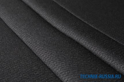 Спортивное сиденье полуковш TA-TECHNIX 117S2SW-L ткань черный