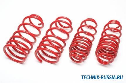 Пружины с занижением -40мм/-40мм Alfa Romeo 145 / 146 930 TA-TECHNIX EVOAL001F
